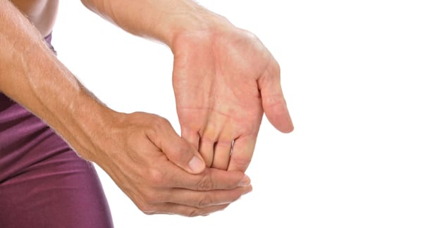 how to get rid of wrist pain from lifting