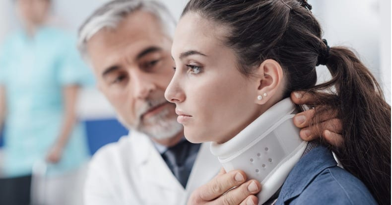 Whiplash Injury and the Use of the Cervical Collar