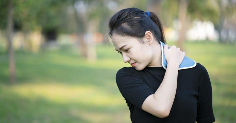 Neck Pain Self-Help Techniques