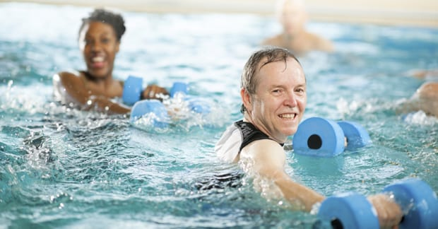 Fibromyalgia: Why Water Exercises?