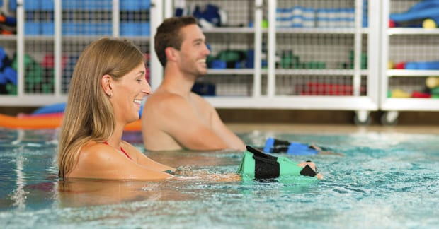 Fibromyalgia: What Water Exercises Can I Do?
