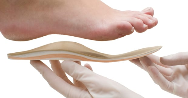 Chiropractic & Foot Orthotics: A Great Combination for Back Pain!