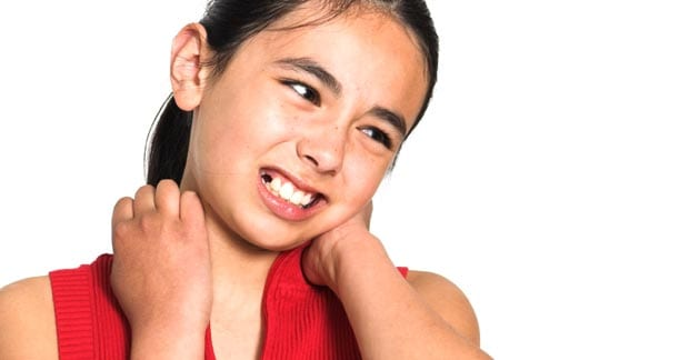 Chiropractic and Neck Pain in Children