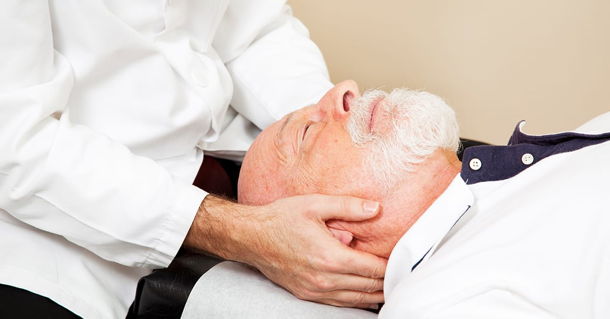 Chiropractic Management of Neck Pain (Part 1)
