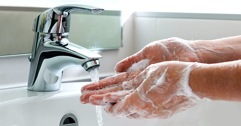 """Can We Be """"Too Clean?"""""""