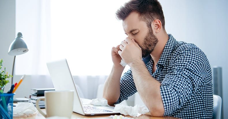 Neck Pain and Sinusitis – What's the Connection?