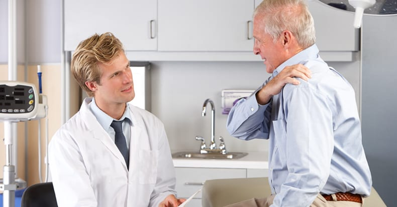 Is Your Shoulder Pain Caused By a Rotator Cuff Tear?