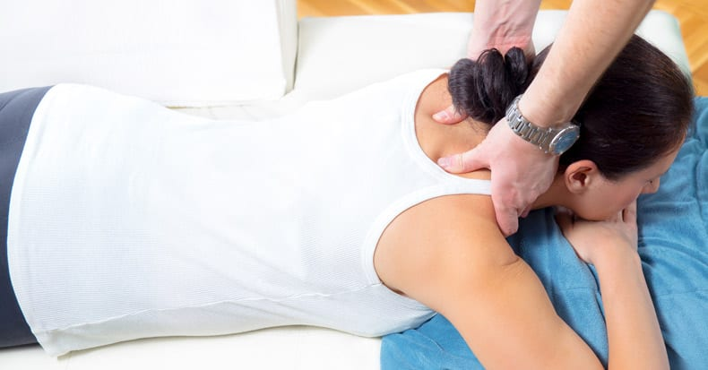 Managing Pain with the Chiropractic Adjustment