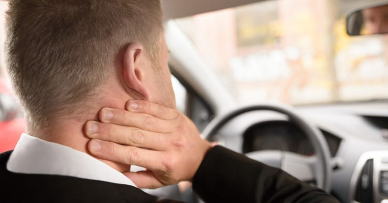Posture and Whiplash