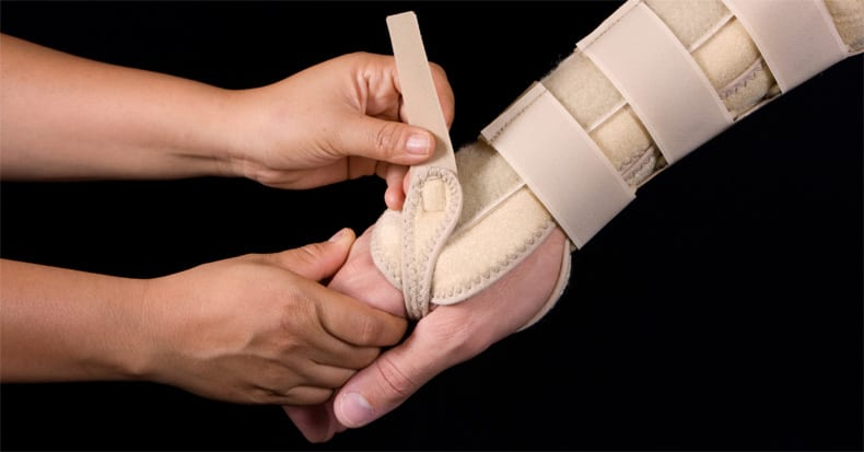 Carpal Tunnel Syndrome Splints