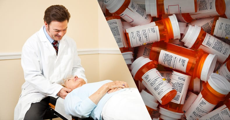 Chiropractic Care vs. Medication for Neck Pain