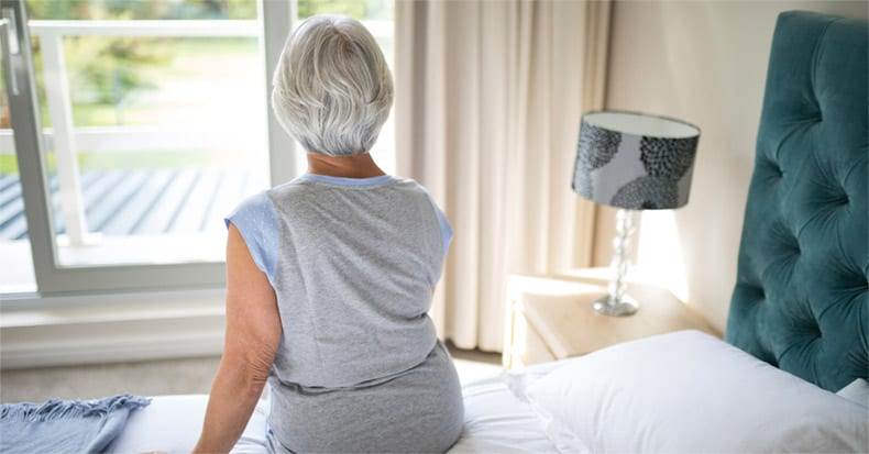 The Elderly & Back Pain – Is Chiropractic Effective?