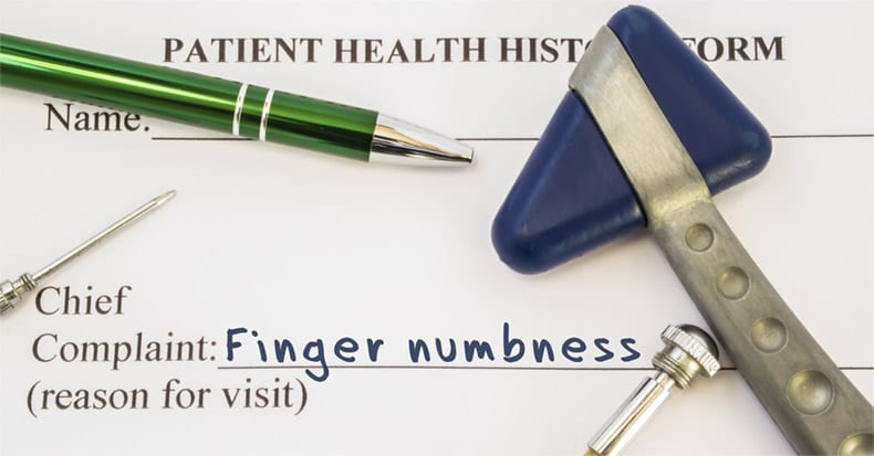 CTS and Other Causes of Hand Numbness