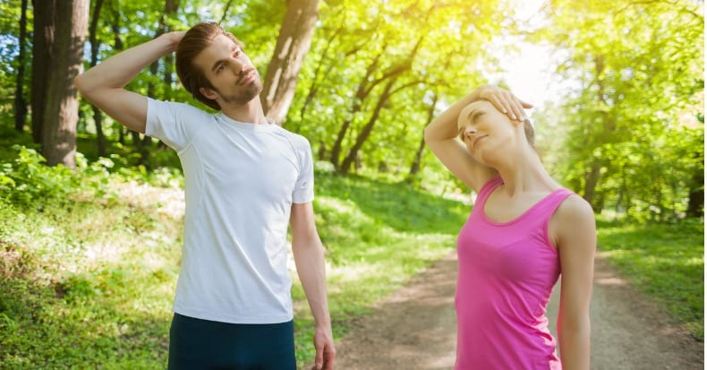 What Exercises Are Best for Neck Pain?