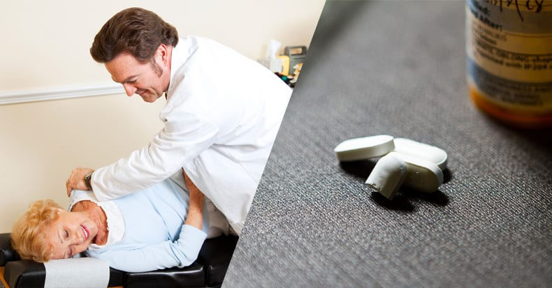Low Back Pain: Spinal Manipulation vs. NSAIDs