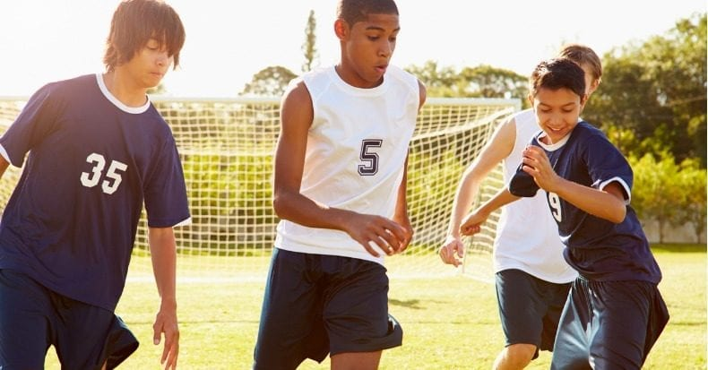 Hip-Related Injuries in Athletic Kids