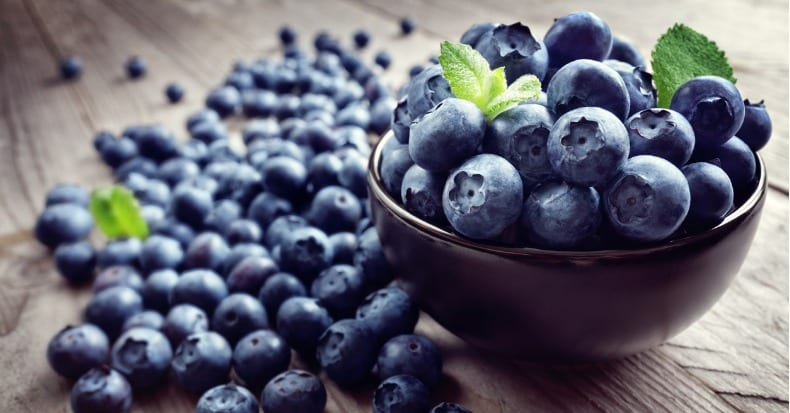 Reasons to Eat More Blueberries