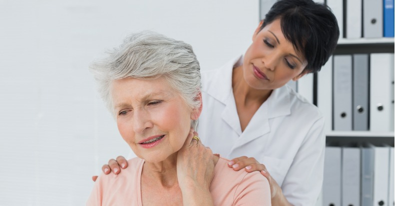 Chiropractic Care of the Elderly with Neck Pain