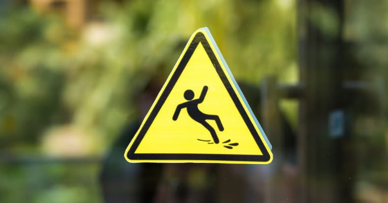 The Lower Back and Fall Prevention