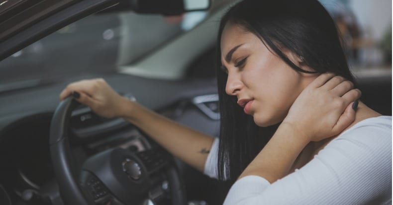 Initial Treatment Approach for Whiplash-Associated Neck Pain