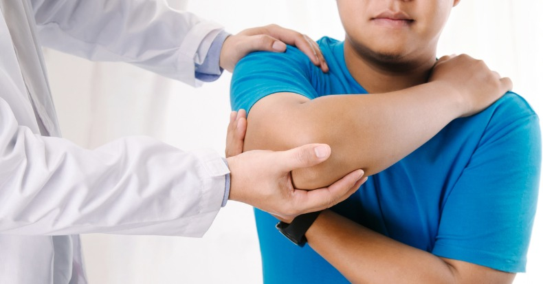 Exercise vs. Manual Therapy for Shoulder Pain