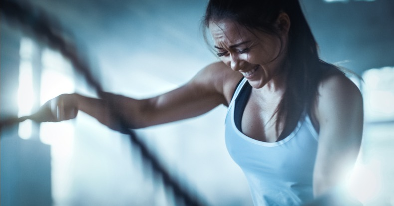 High-Intensity Interval Training: How Much Time is Needed?